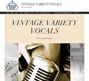 Vintage Variety Vocals